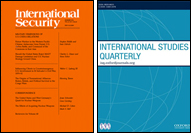 International Security & International Studies Quarterly